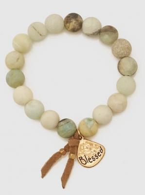 Blessed Stone Bracelet