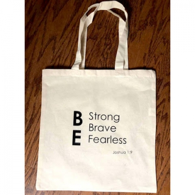 Encouraging Tote
