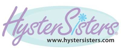 HysterSisters Decal