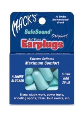SafeSound Earplugs