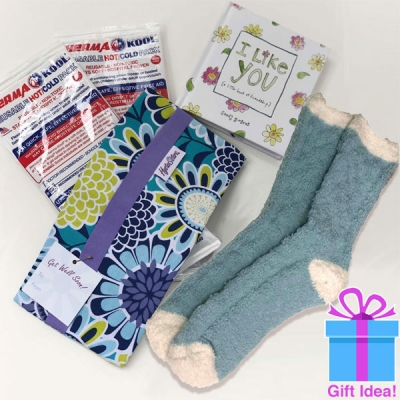 Warm Fuzzies Set is perfect for you or as a gift