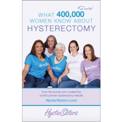 """What 400,000 Women Know About Hysterectomy"" - INTERNATIONAL Box of 80"
