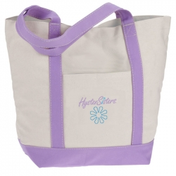 HysterSisters Canvas Tote