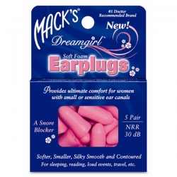 dream girl earplugs made for women