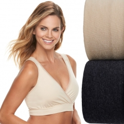 Nursing Sleep Bra - 2-Pack