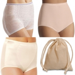Three Style Panty Pack
