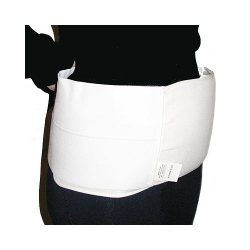 Perfect Pocket Abdominal Binder with 2 Cool Packs